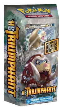 Pokémon TCG: HS-Undaunted — Triumphant Expansion