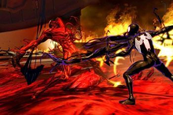 Spider-Man Shattered Dimensions screenshot Ultimate Spider-Man