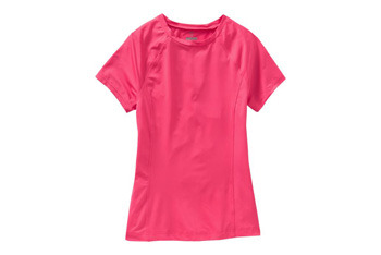 Short sleeve running tee from OldNavy.com, $12.50