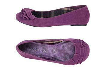 Holly ballet flat from Delias.com, $19.99