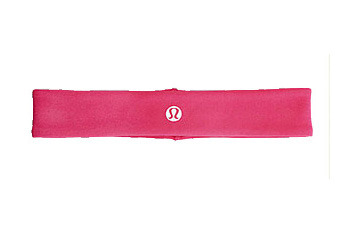 Slipless headband from Lululemon.com, $12