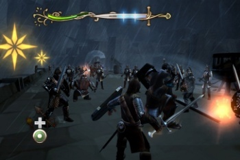 Lord of the Rings: Aragorn's Quest screenshot men