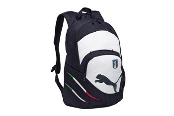 Italia PowerCat 5.10 Football backpack from Puma.com, $40