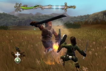 Lord of the Rings: Aragorn's Quest screenshot troll