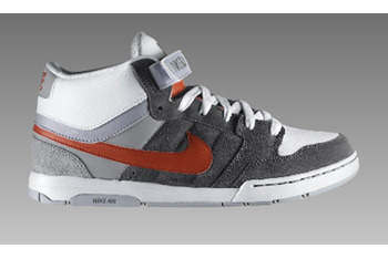 Nike 6.0 Air Mogan Mid Men's shoe from Nike.com, $44