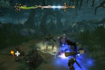 Lord of the Rings: Aragorn's Quest screenshot goblin