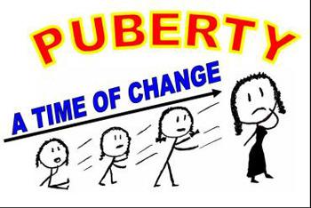 Puberty Pain