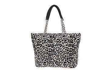 Leopard print tote from Aldo, $34