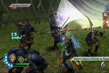 Samurai Warrior 3 screenshot