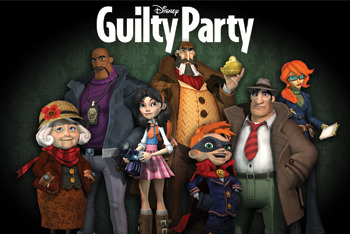 Guilty Party Wii Game Review