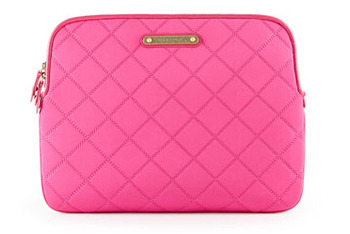 Juicy Couture foam rubber laptop sleeve from NeimanMarcus.com, $58