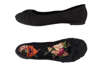Rocket Dog Mighty Flat shoes from Delias.com, $39.50
