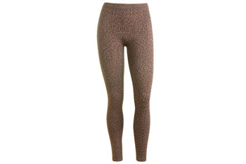 Animal print ankle legging from ArdenB.com, $18