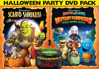 Halloween Party DVD Pack