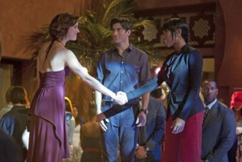 90210: Season 4, Episode 5 :: Party Politics