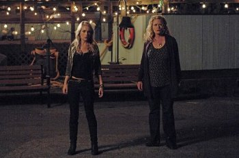 Cassie and her grandmother get to the boathouse too late to help Nick once he's possessed