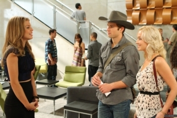 90210: Season 4, Episode 6 :: Benefit of the Doubt