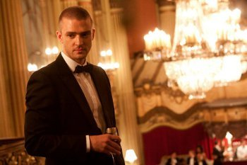 Justin Timberlake as Will Salas. #InTime