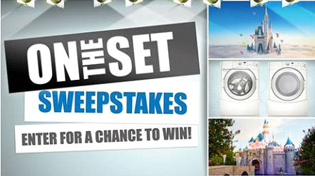 Win a trip to Walt Disney World or ABC Set Visit!