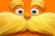 Dr. Seuss' The Lorax: Free Pumpkin Carving Template