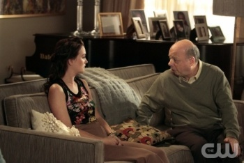 Gossip Girl: Season 5, Episode 5 :: The Fasting and the Furious