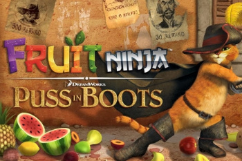 Fruit Ninja: Puss in Boots :: iPhone Game Review