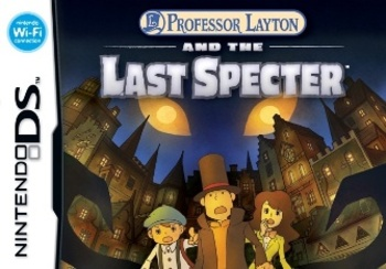 Professor Layton and the Last Specter: DS