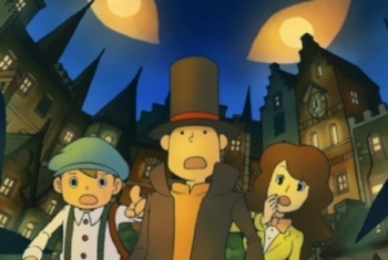 Prof. Layton and the Last Specter