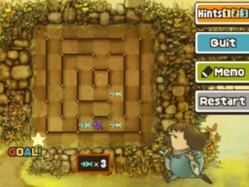Solve the Puzzle with Professor Layton