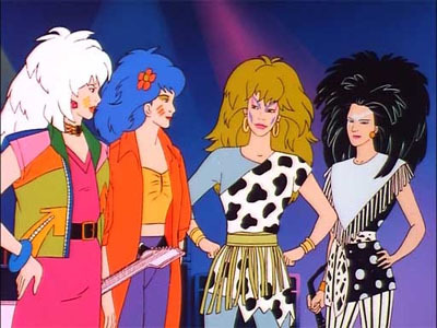 Jem and the Holograms: The Truly Outrageous Complete Series