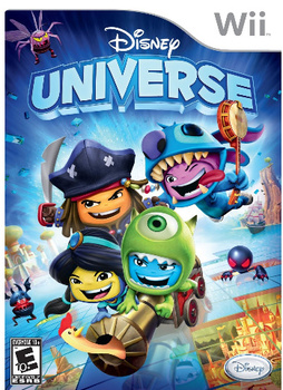 Disney Universe: Wii Game Review