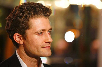 Matthew Morrison got his start on Broadway