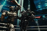 Hugh Jackman is a Cool Dad in Real Steel