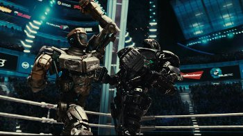 Real Steel Robot Fight