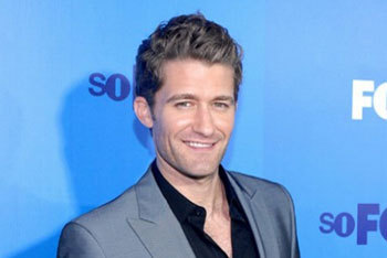 Matthew Morrison plays Mr. Schu on Glee