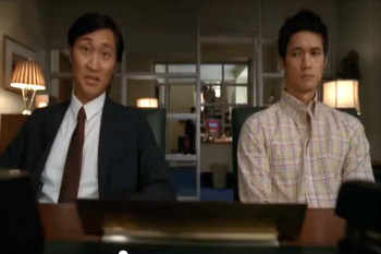 Glee: Season 3, Episode 3 :: Asian F