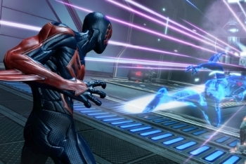 Spider-Man: Edge of Time Spider-Man 2099 Decoy