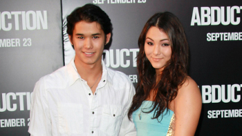 Booboo Stewart, Julia Jones