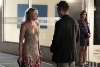 Gossip Girl: Season 5, Episode 7 :: The Big Sleep No More