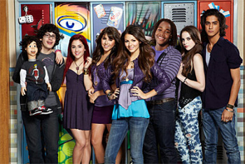 Victorious: Season 1, Volume 2 DVD