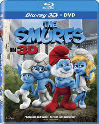The Smurfs Blu-ray   DVD