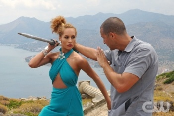 America's Next Top Model: Cycle 17, Episode 10 :: Exploring Greece