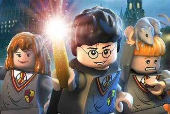 LEGO Harry Potter: Years 5-7 Harry herminone and ron