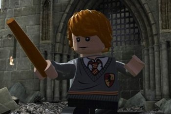 LEGO Harry Potter: Years 5-7 screen shot