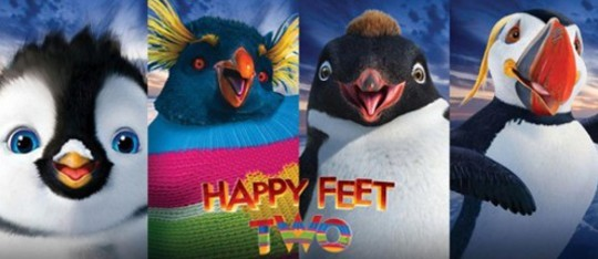 Feature happy feet feature