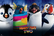 Those plucky penguins are back to get you tapping your toes in the freezing cold, find out more in the Kidzworld Review of Happy Feet 2