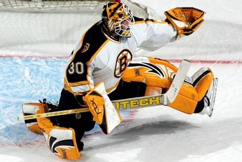 Tim Thomas Turns Star