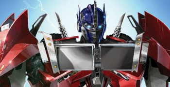 Transformers Prime: Darkness Rising on DVD