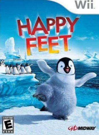Happy Feet for Wii