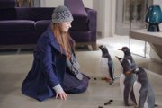 Madeline Carroll Talks Popper's Penguins, Team Jacob and Hunger Games!
